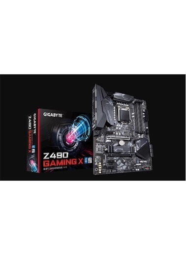 Gigabyte Z490 Gamıng X Intel 1200 Atx Anakart Renkli